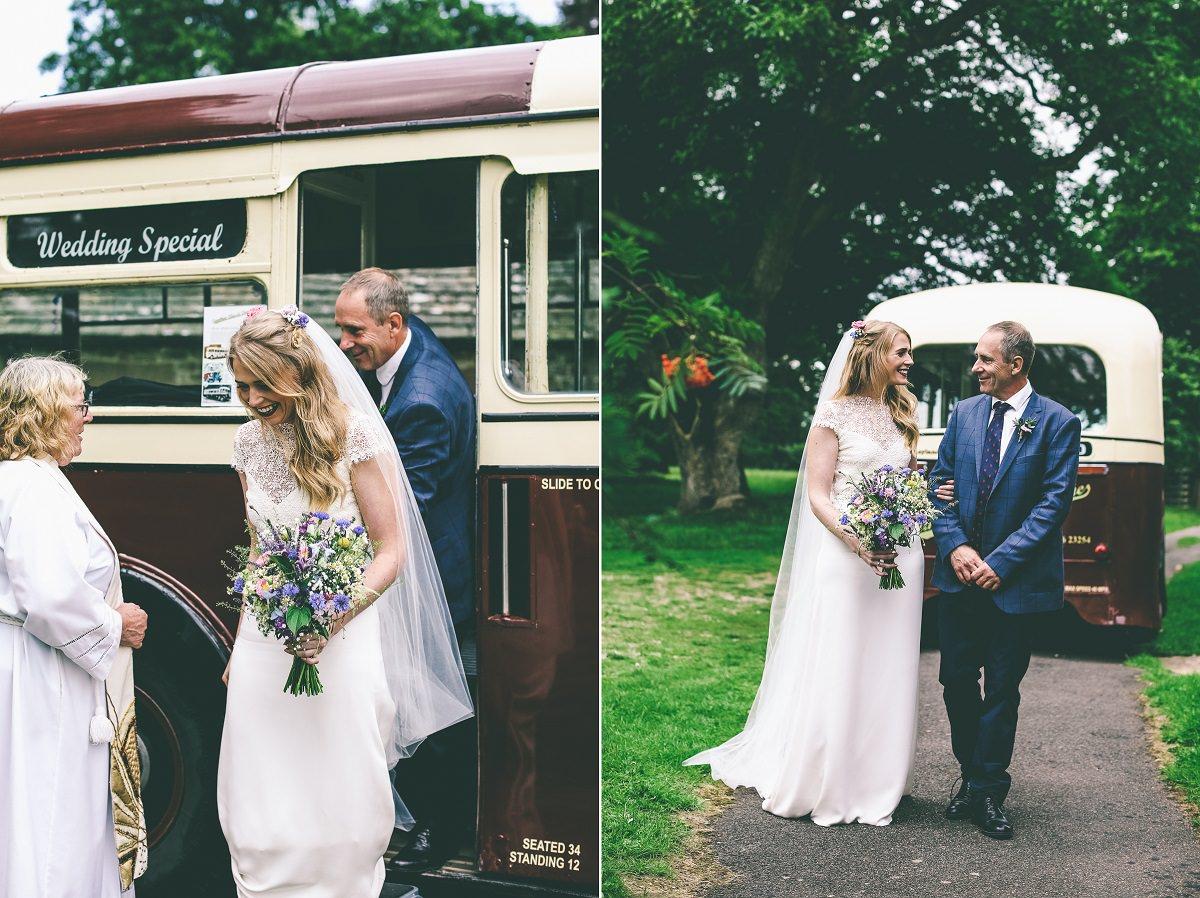 Cumbria Summer Wedding