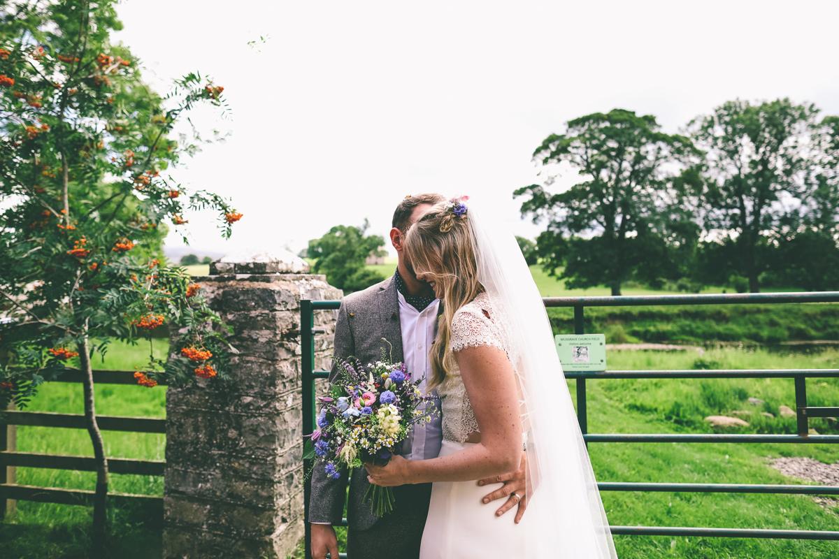 Eden Barn Summer Wedding