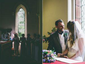 Eden Barn Church Wedding