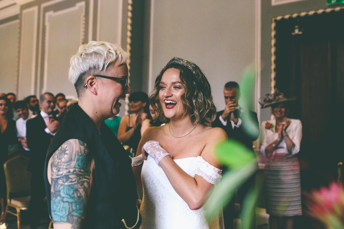 Sheffield Alternative Wedding Photographer