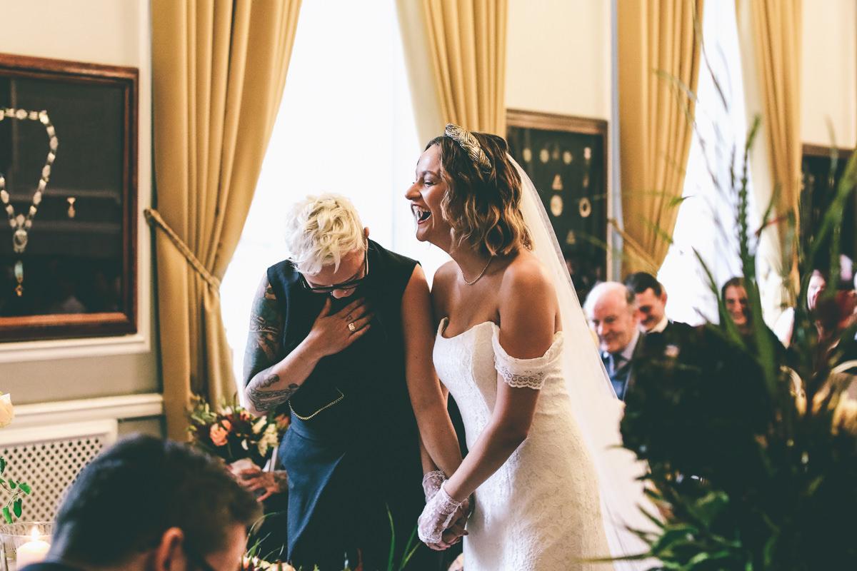 Oast House Wedding Reception