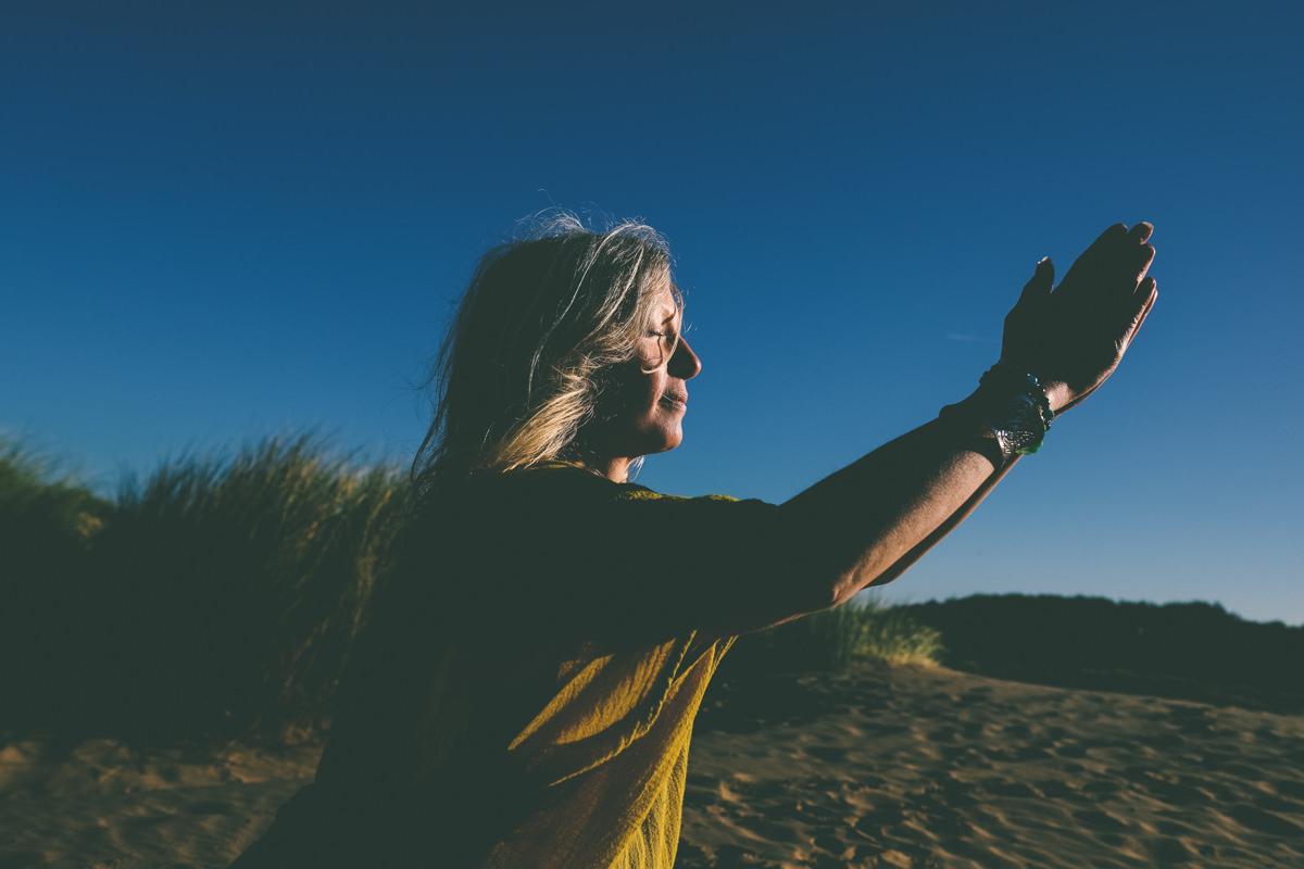 Kundalini Yoga Portrait