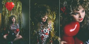 Female Musician Portrait Photography