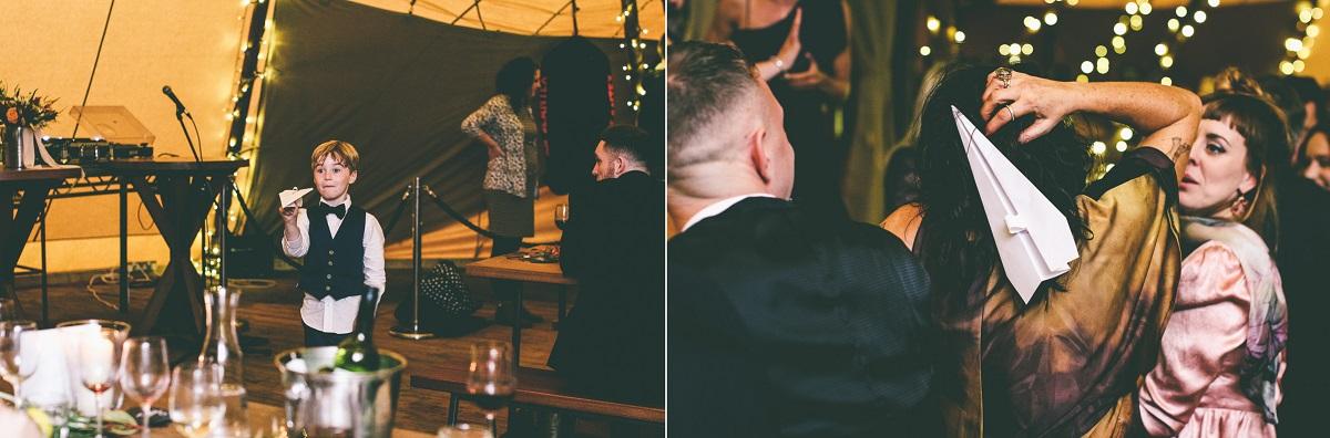 Wedding Photography Tipi