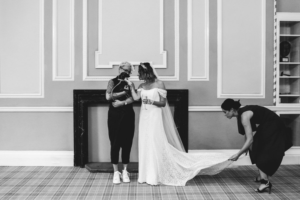 Oast House Wedding