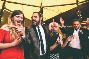 Manchester Tipi Wedding