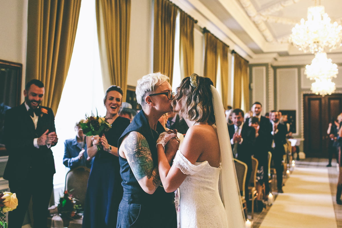 Oast House Wedding Photographer