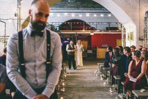 Fairfield Social Club Wedding