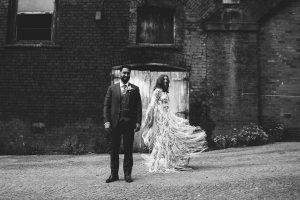 Tassel Wedding Dress