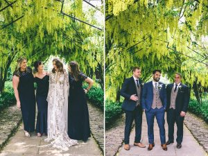 Adlington Hall Wedding Group Photographs
