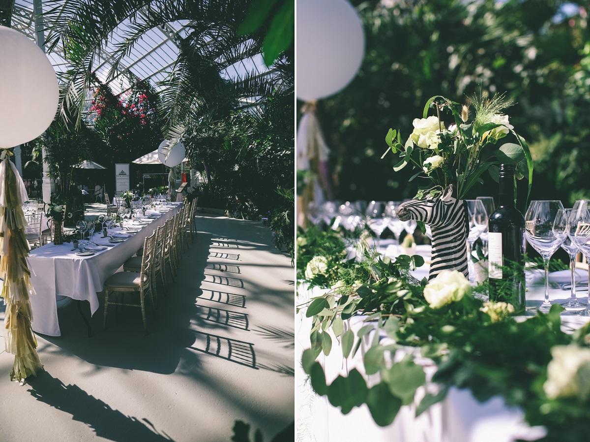 Sefton Park Wedding Decor