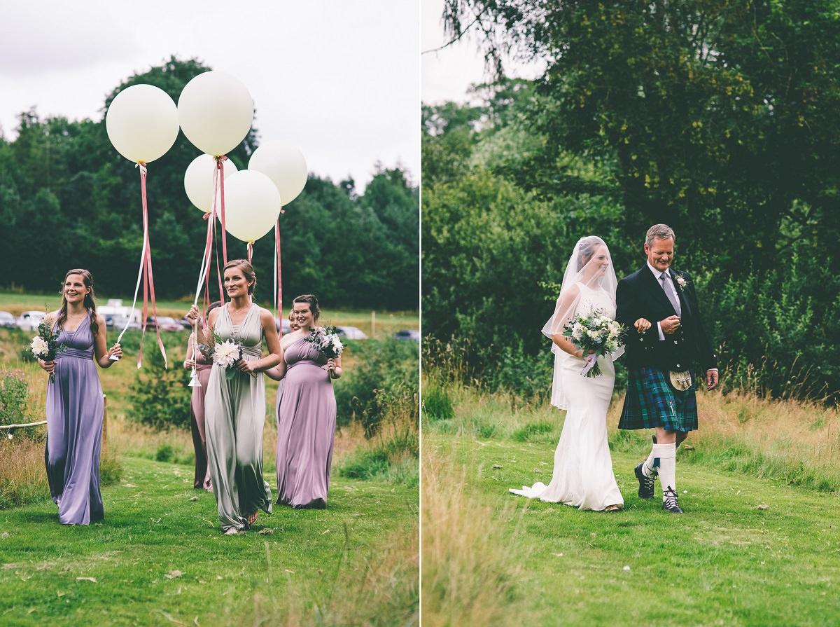 Hadsham Farm Outdoor Wedding