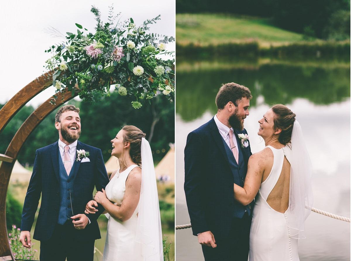 Hadsham Farm Wedding Portraits