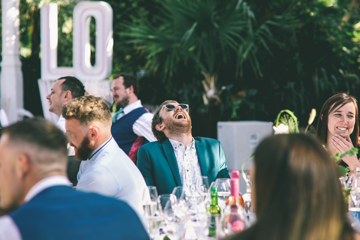 Sefton Park Wedding