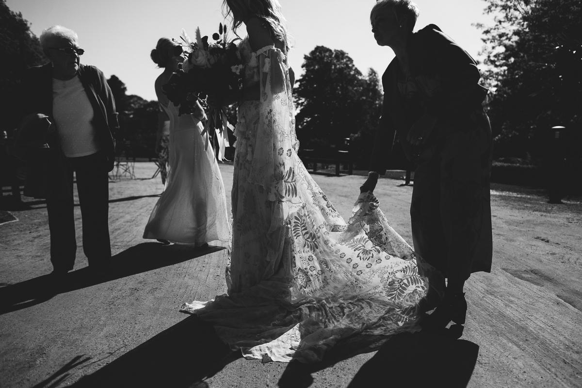 Rue De Seine Mira Wedding Dress