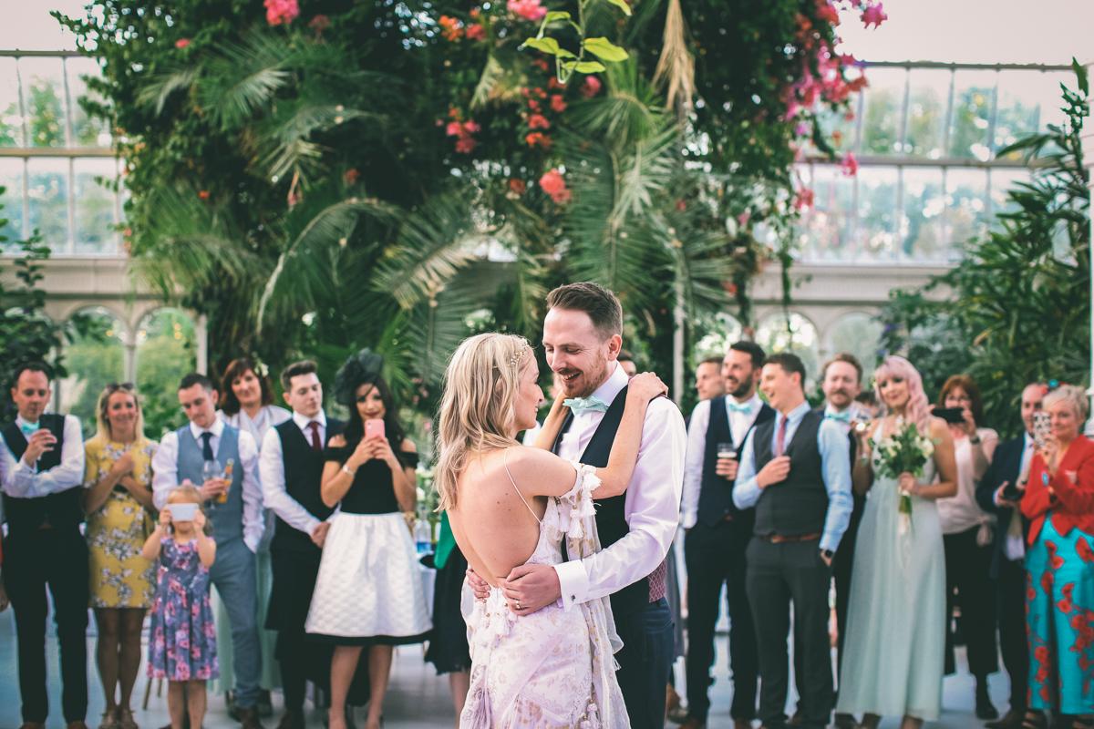 Sefton Park Wedding Dance