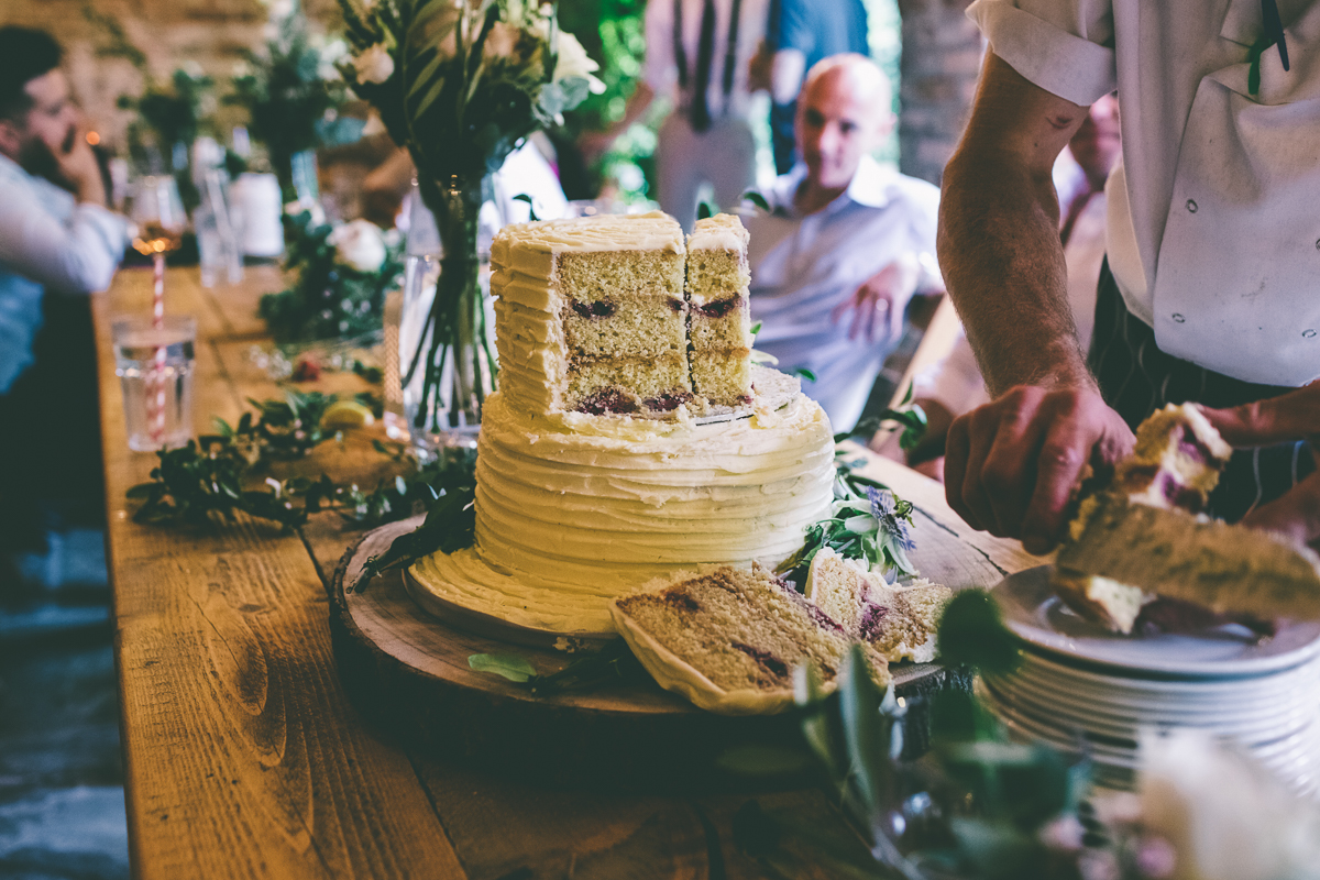 Crayke Manor Intimate Wedding