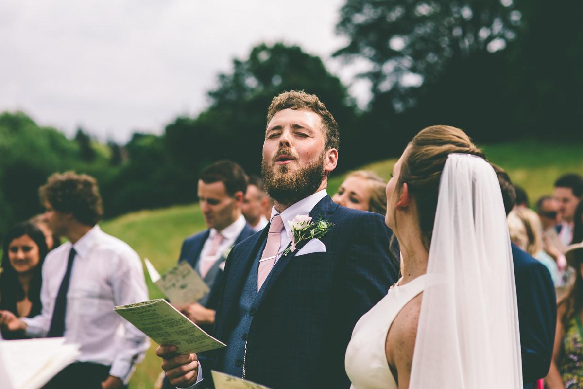 Hadsham Farm Humanist Wedding