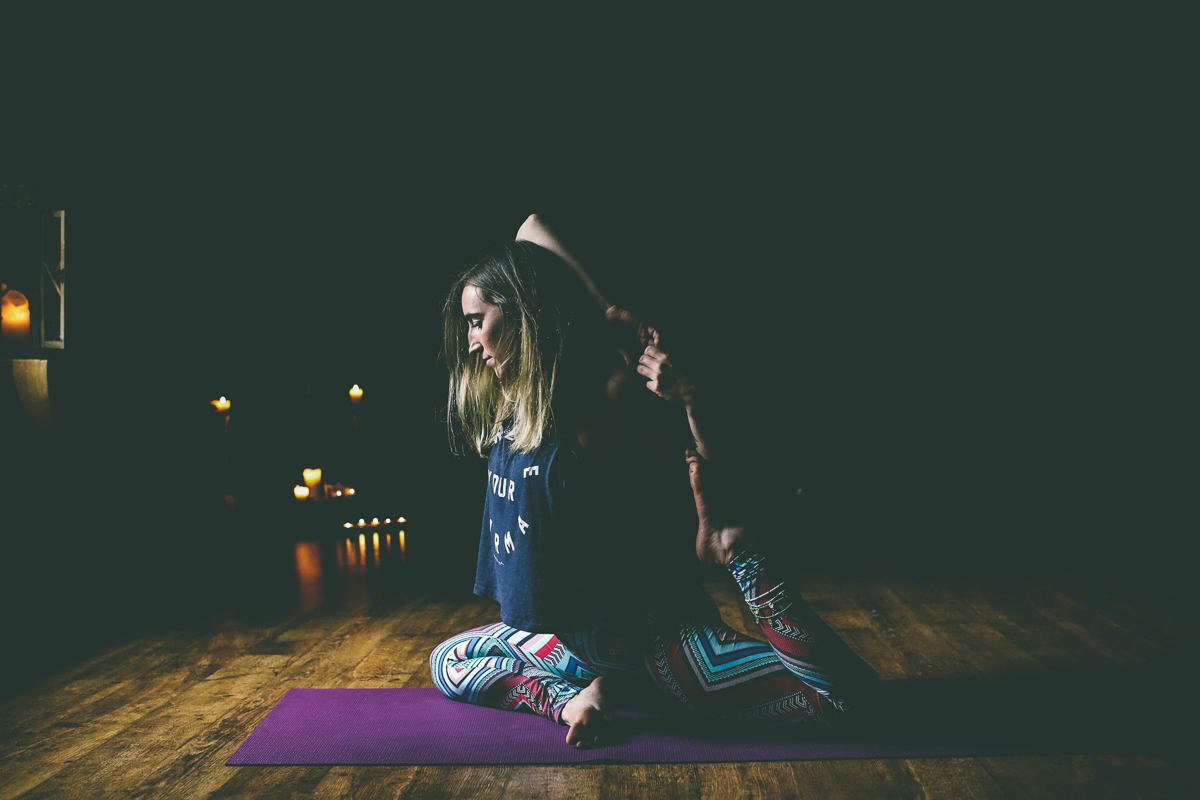 Yoga Photographer Sheffield