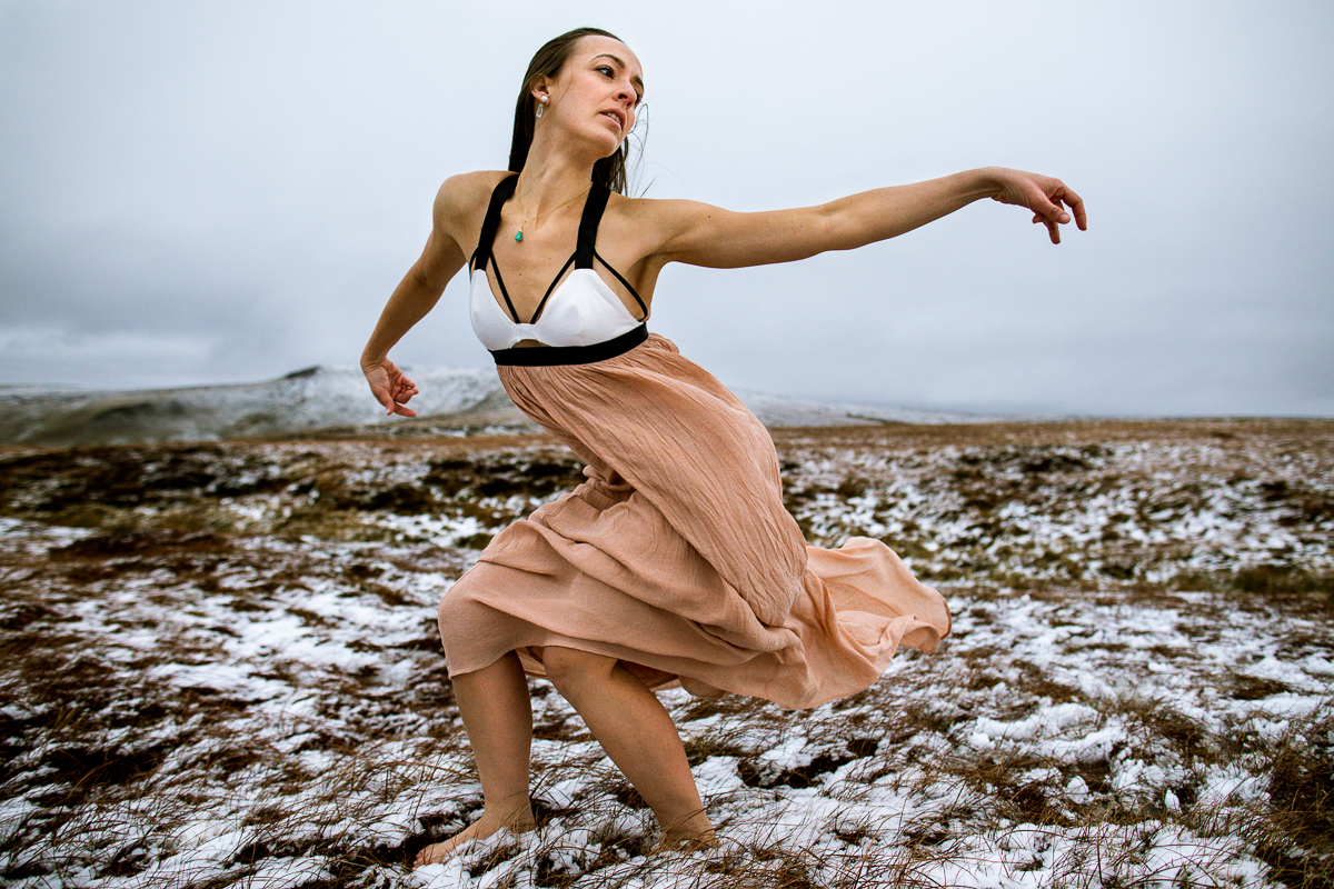 Female Dance Portrait Photography