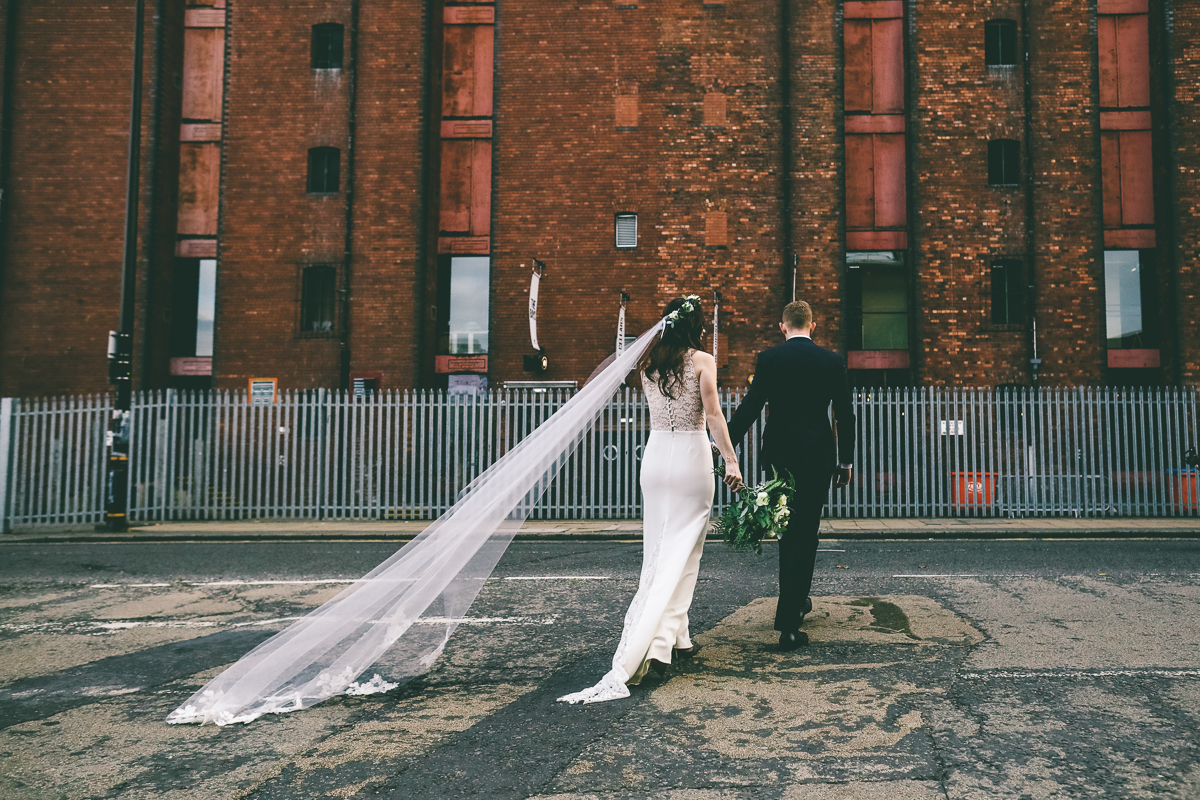 City Centre Wedding Sheffield