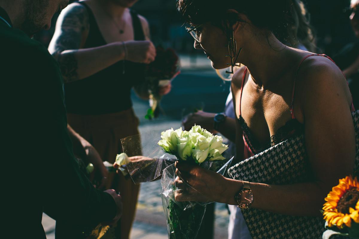 A Surprise Wedding