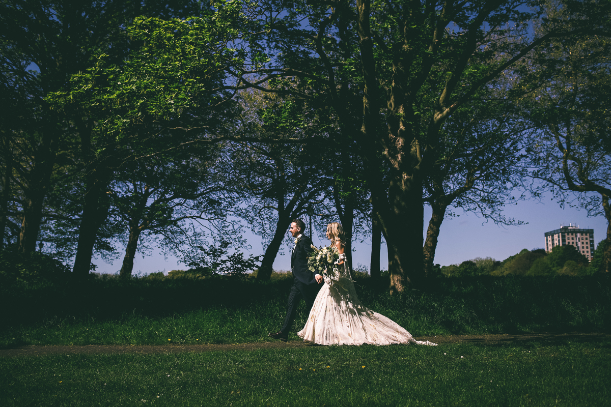 Sheffield Creative Wedding Photographer