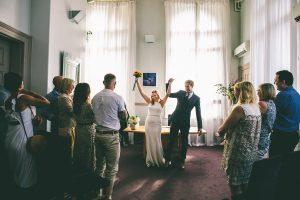 Leeds Registery Office Wedding