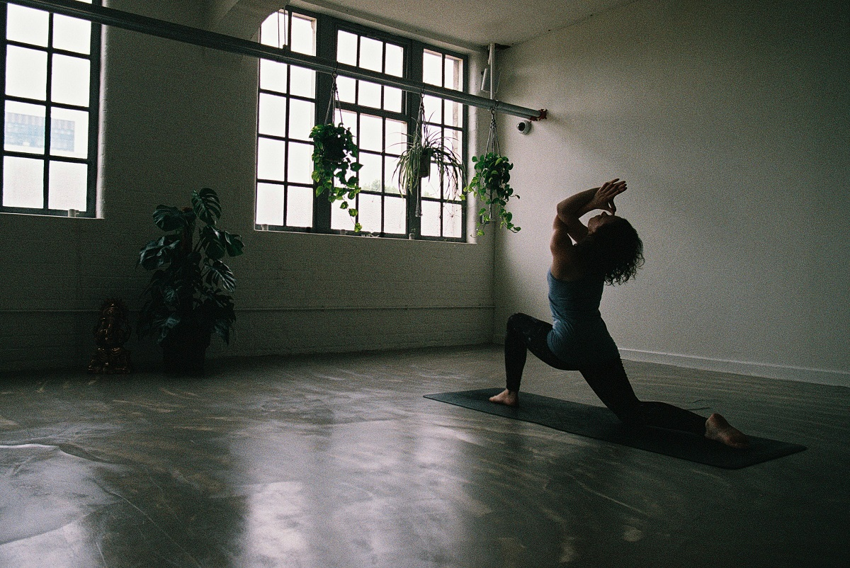 Sheffield Yoga Photographer