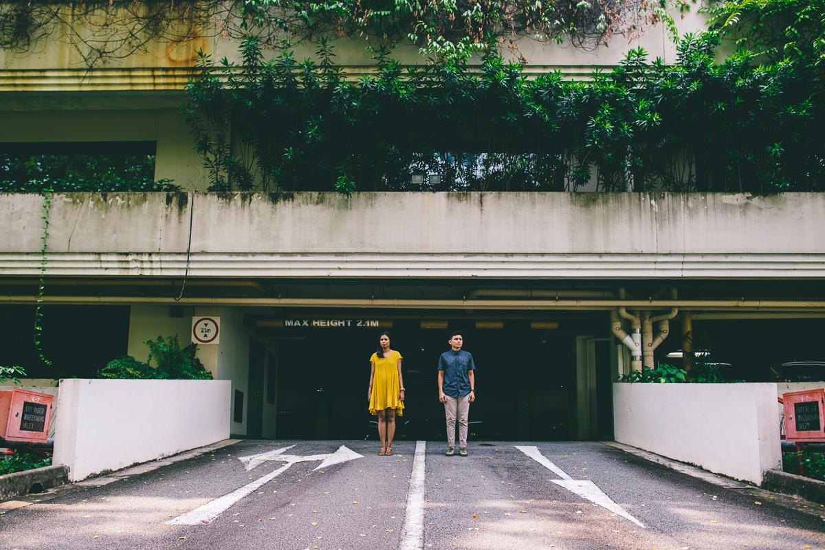 Singapore Wedding Pre-Shoot