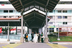 Wedding in Singapore