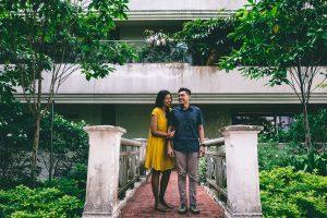 Wedding in Singapore