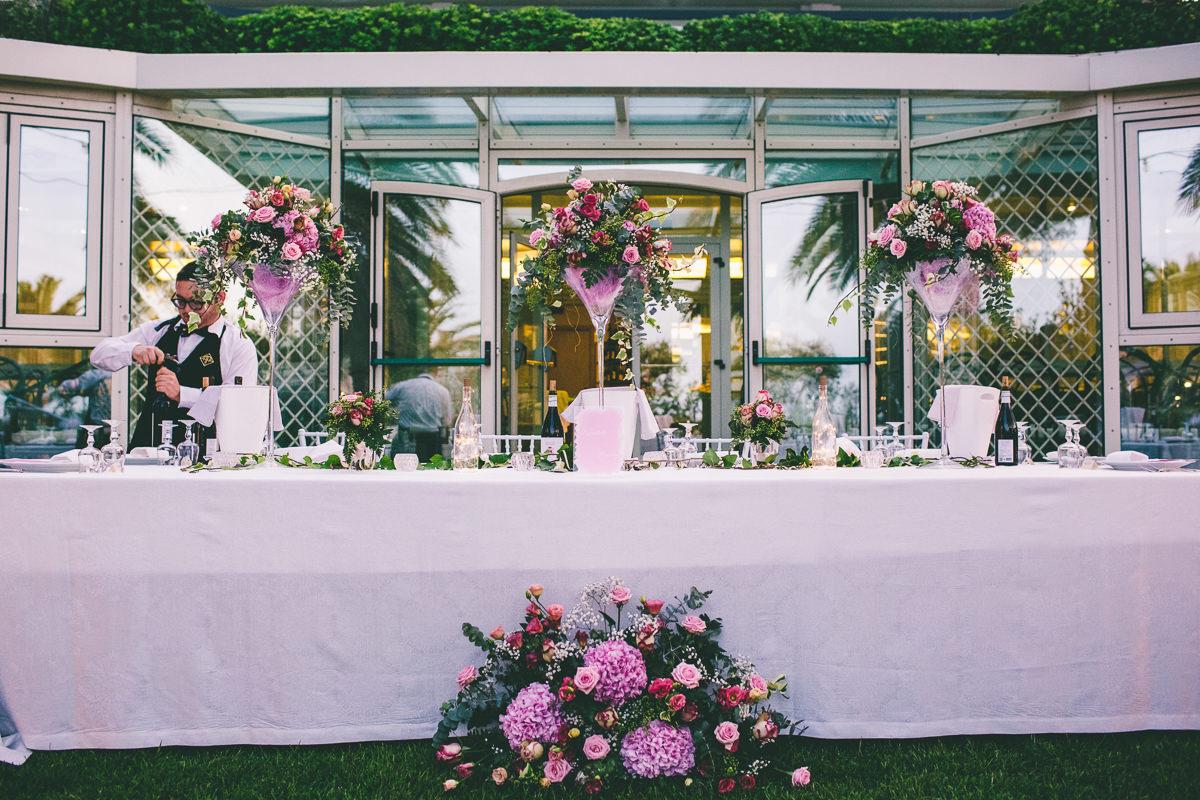 Italian Outdoor Wedding
