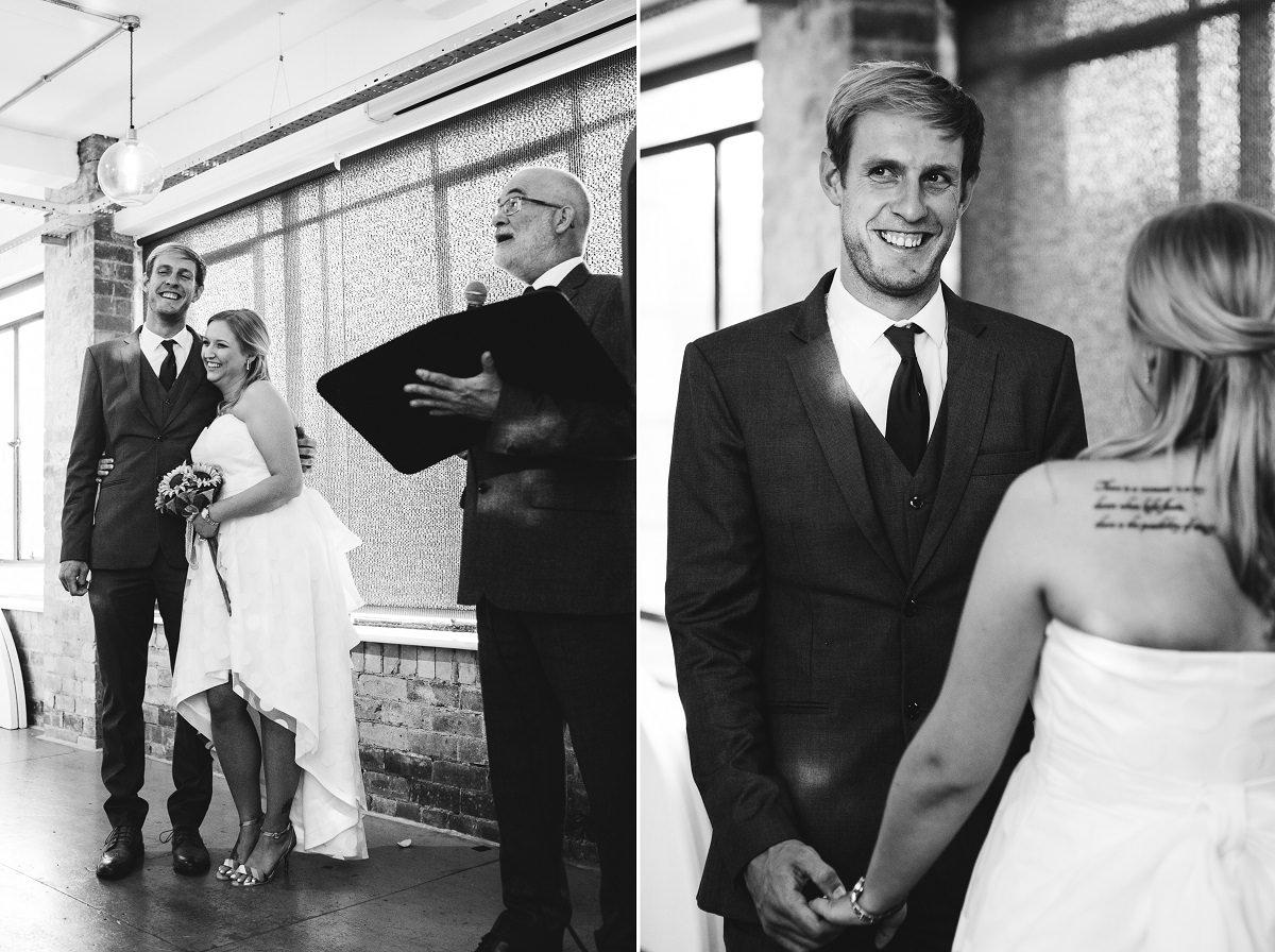 Leeds Surprise Wedding