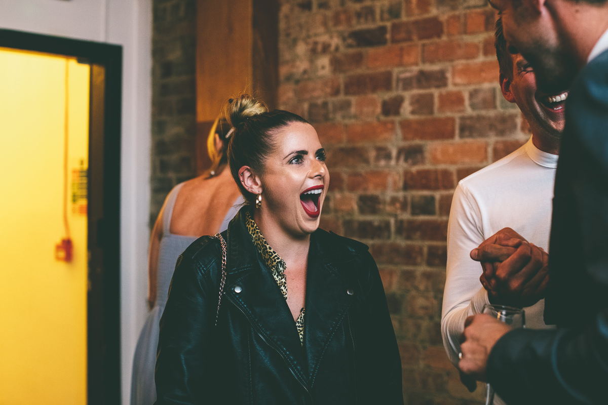 Surprise Wedding Reactions