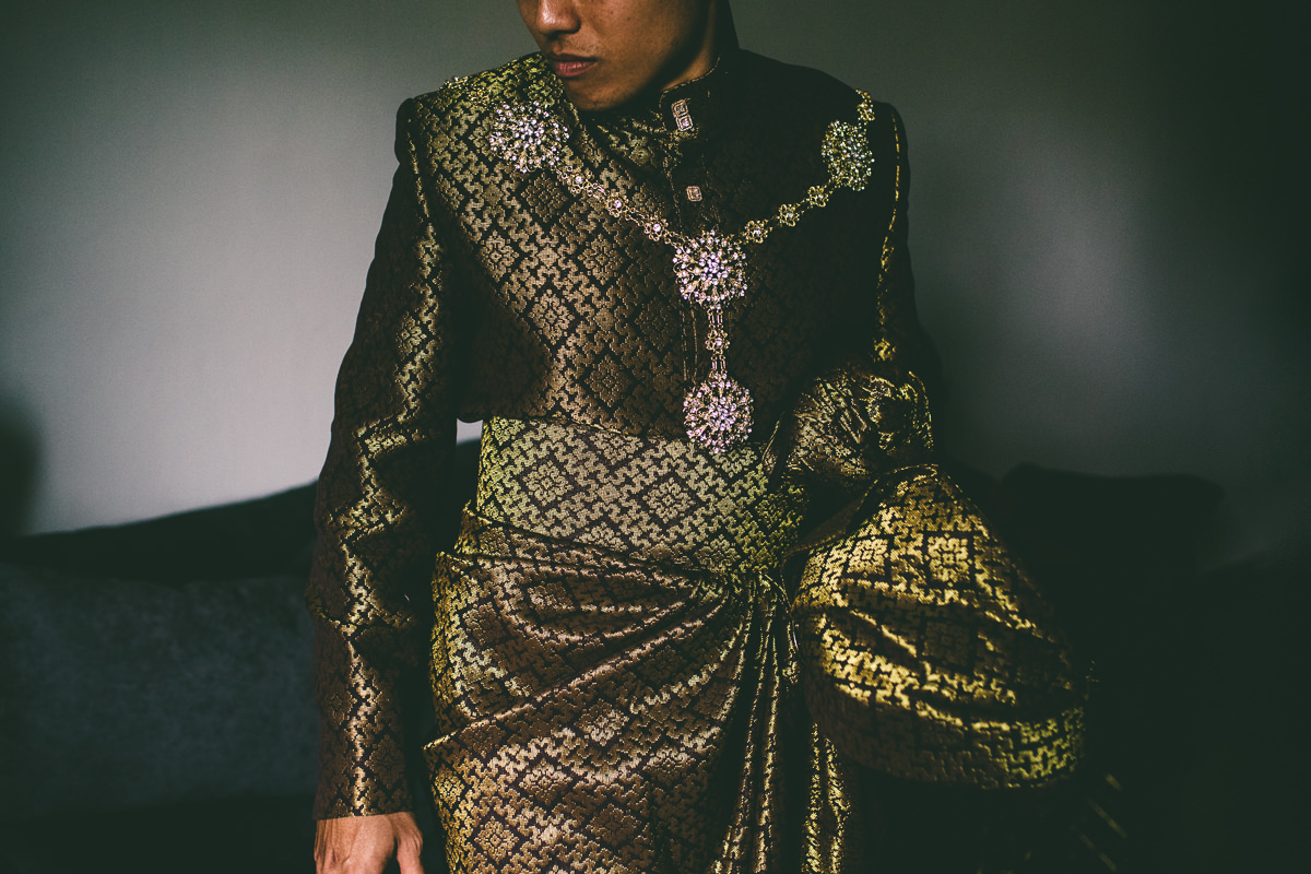 Malaysian Groom Outfit