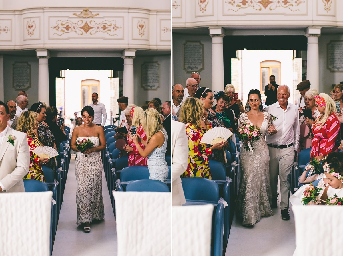 Wedding in Pineto