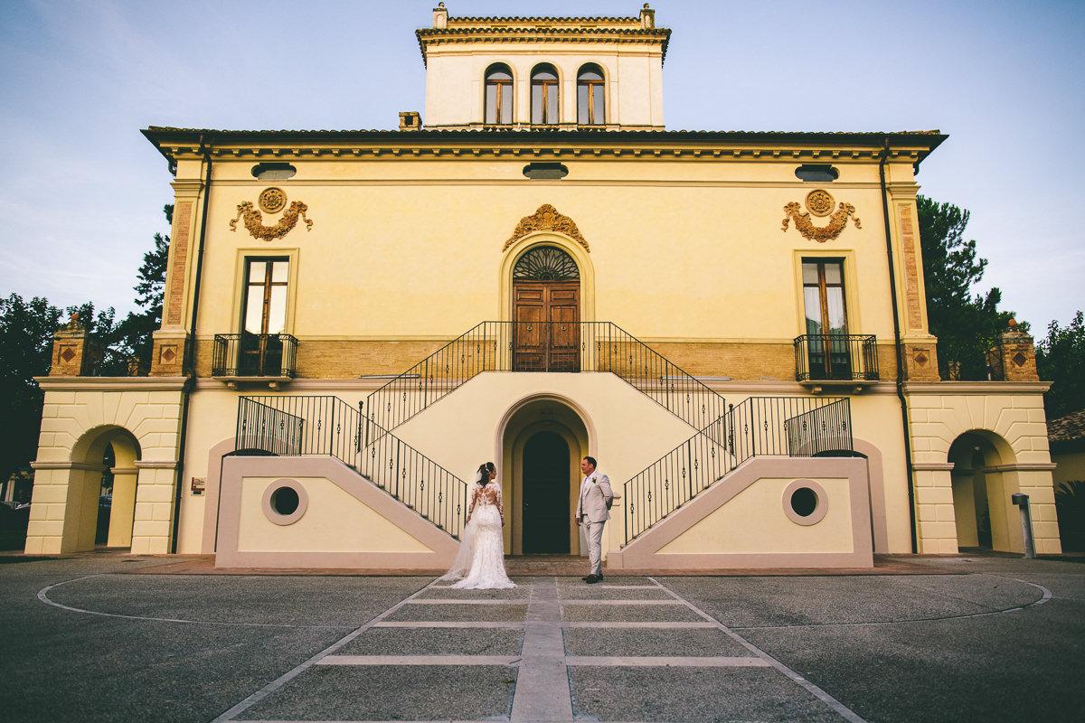 Wedding Portraits Pineto