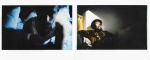 Portraits on Polaroid