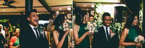 Singapore Evening Wedding