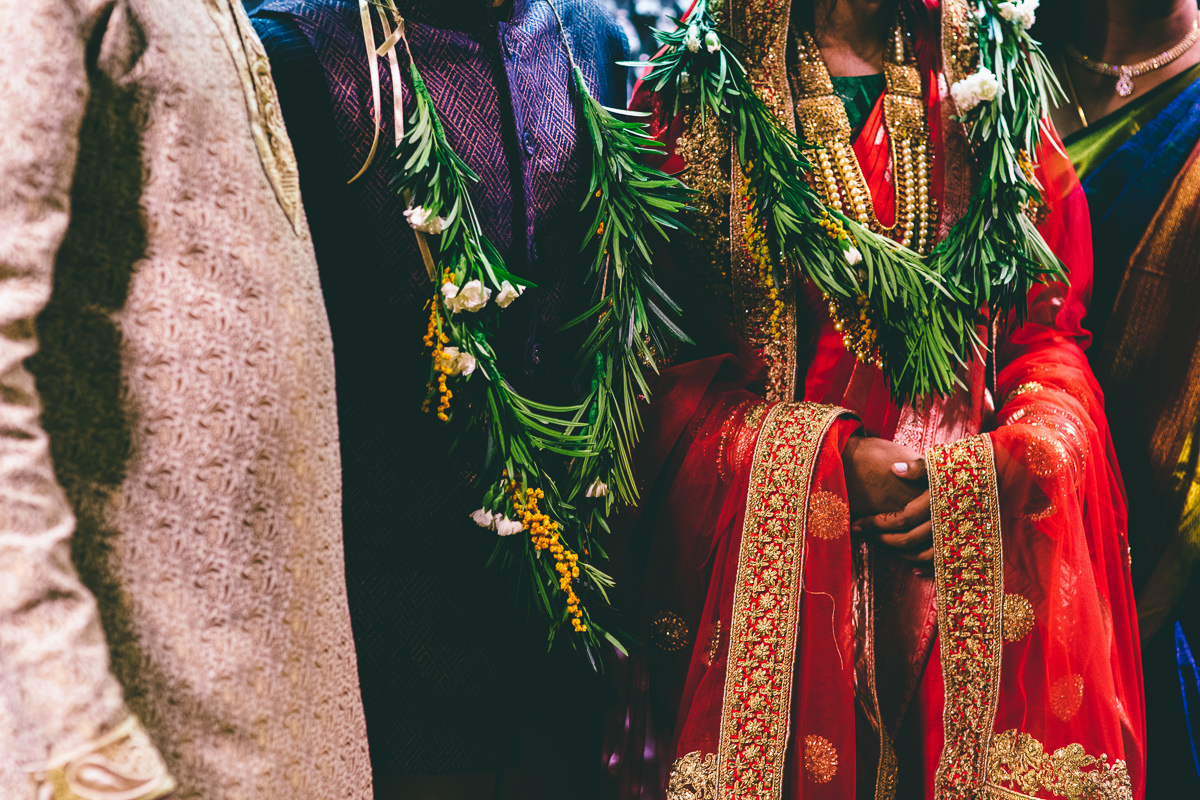 Floral Wedding Garlands