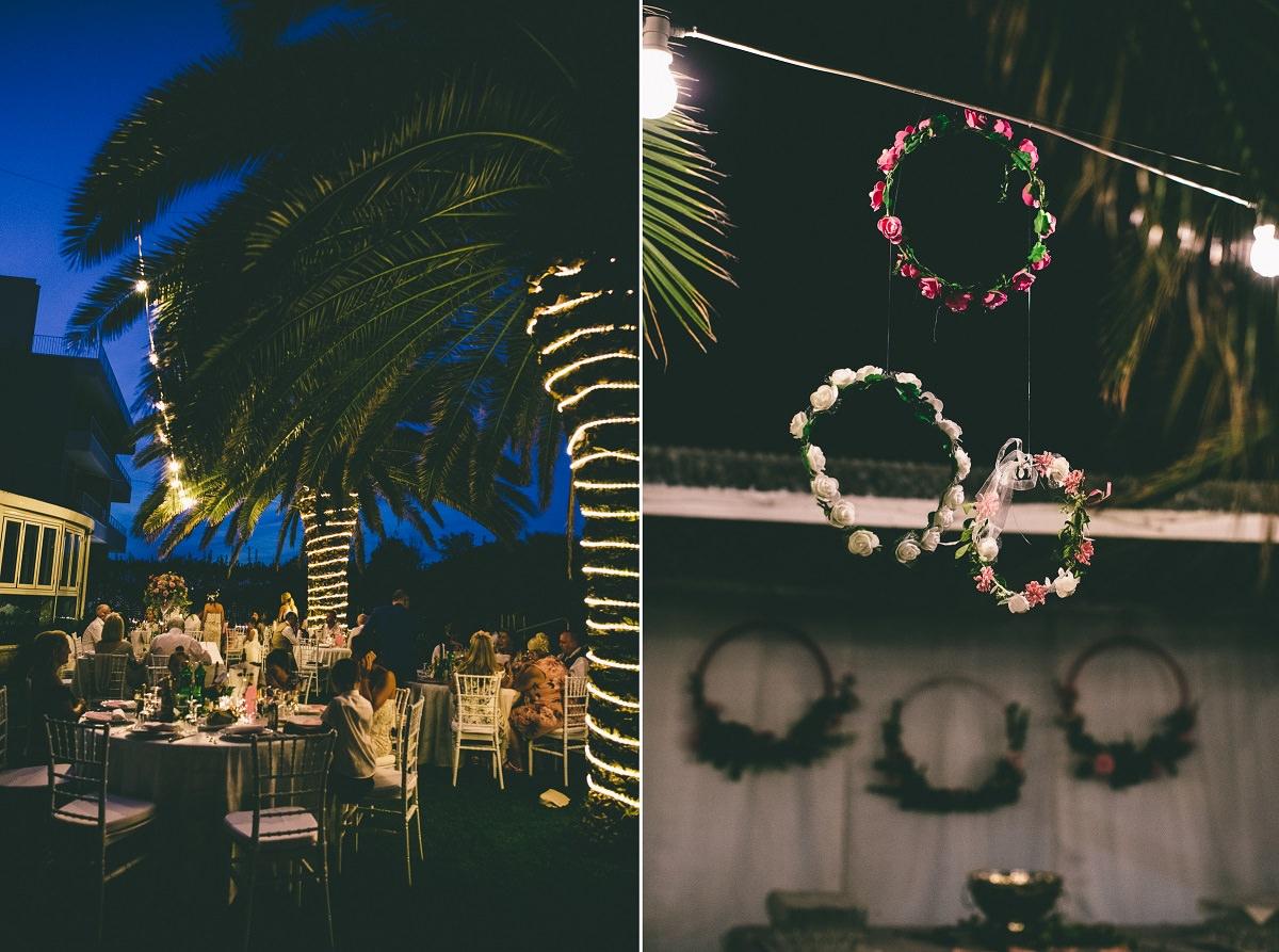 September Outdoor Wedding Italy