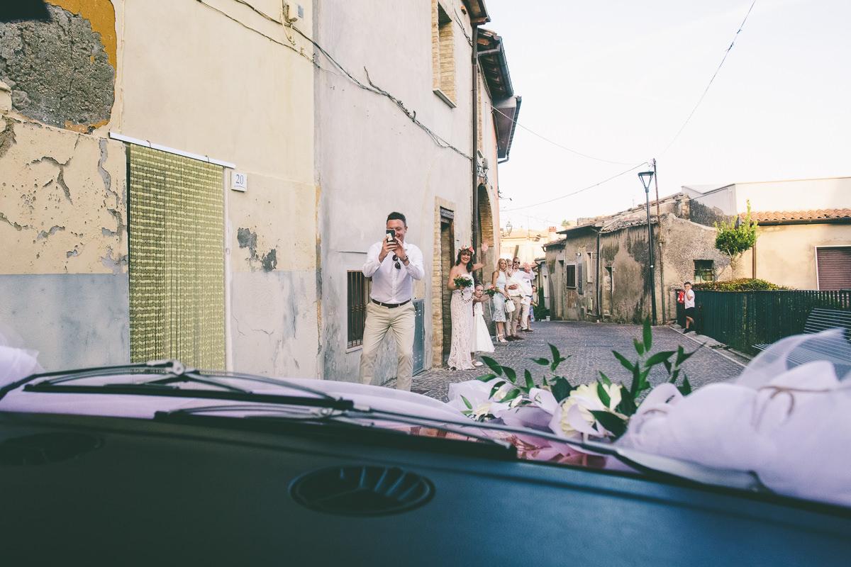 Mutignano Wedding