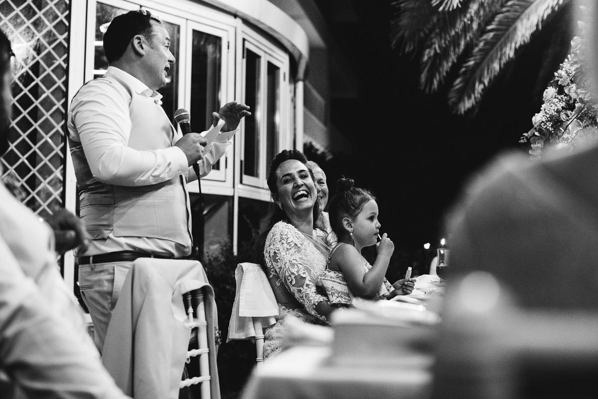 Hotel Ambasciatori Outdoor Wedding Reception