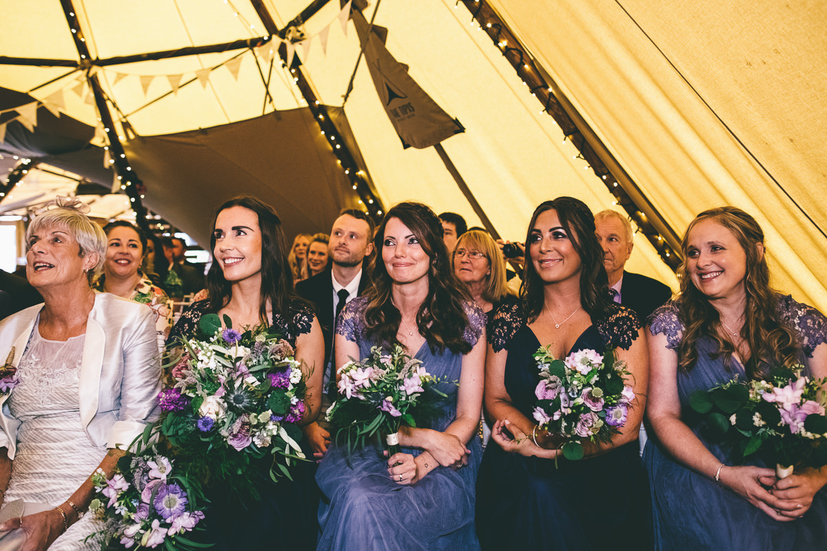 The Tipis at Riley Green Wedding Photography