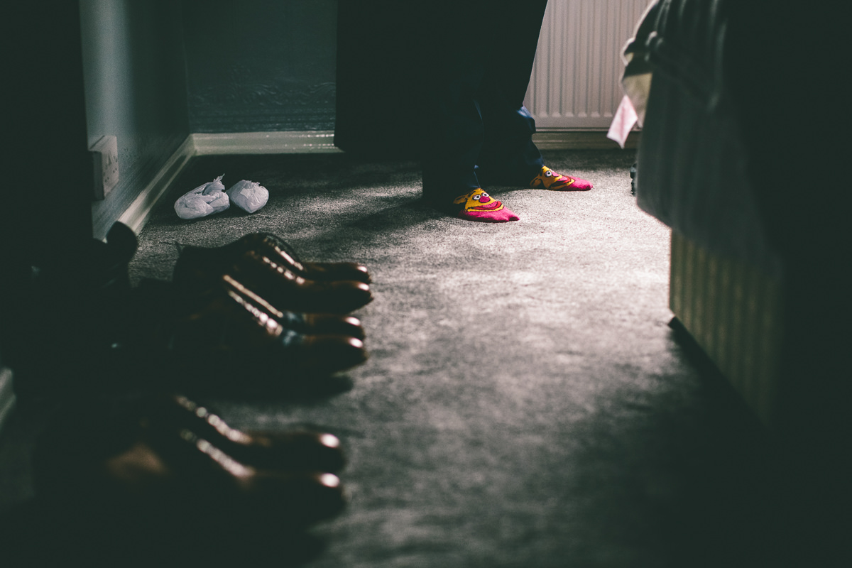 Groom Preprations