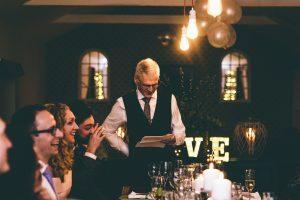 Intimate Family Focussed Wedding