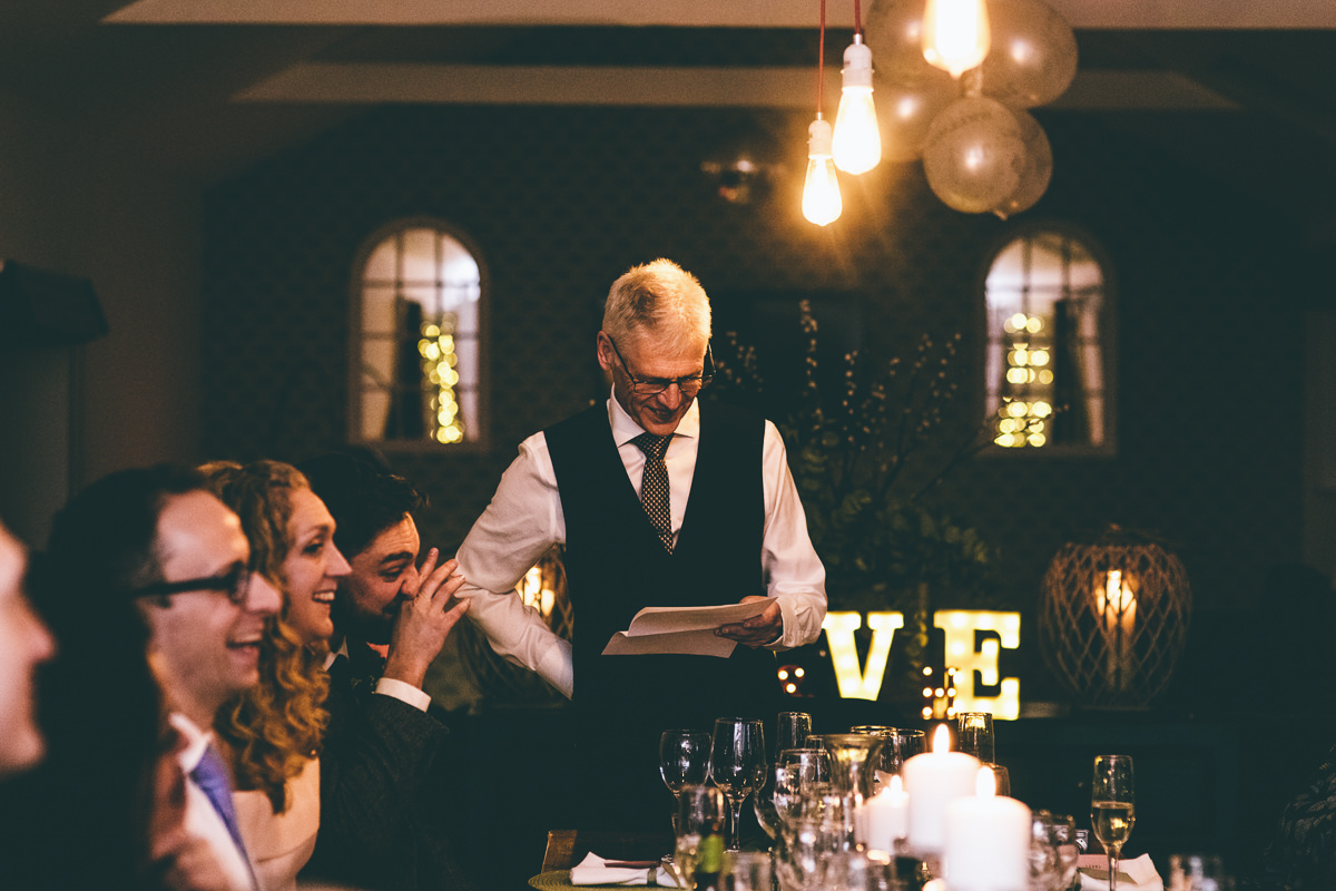 Intimate Family Focussed Wedding