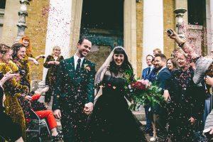 London Alternative Wedding