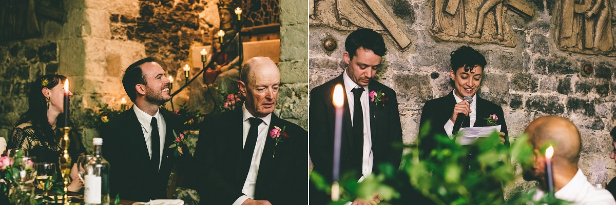 The Crypt Wedding Speeches